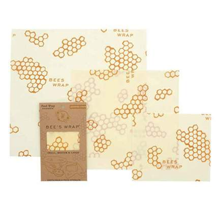 beeswax reusable food wrappers