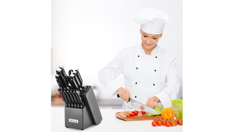 15 Best Knife Block Sets Your Easy Buying Guide 2019 Heavy Com