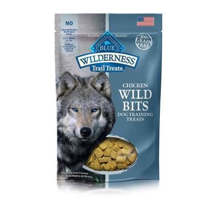 Blue Buffalo training treats for dogs