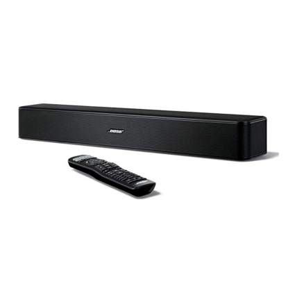 bose sound bar with remote