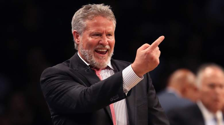 Brett Brown James Ennis Sixers
