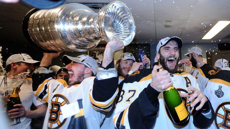 Boston Bruins Stanley Cup