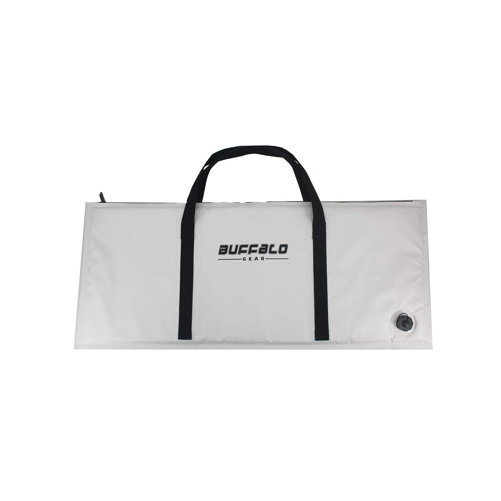 Black Large Insulated Fishing Tackle Holdall Bag