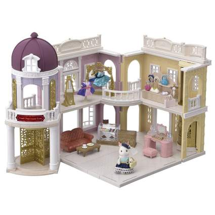 Calico Critters Town Grand Department Store Gift Set