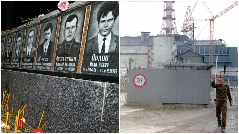 chernobyl deaths