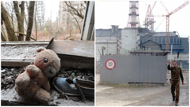 chernobyl real story