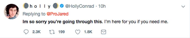 Holly Conrad ProJared