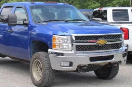 maleah davis truck