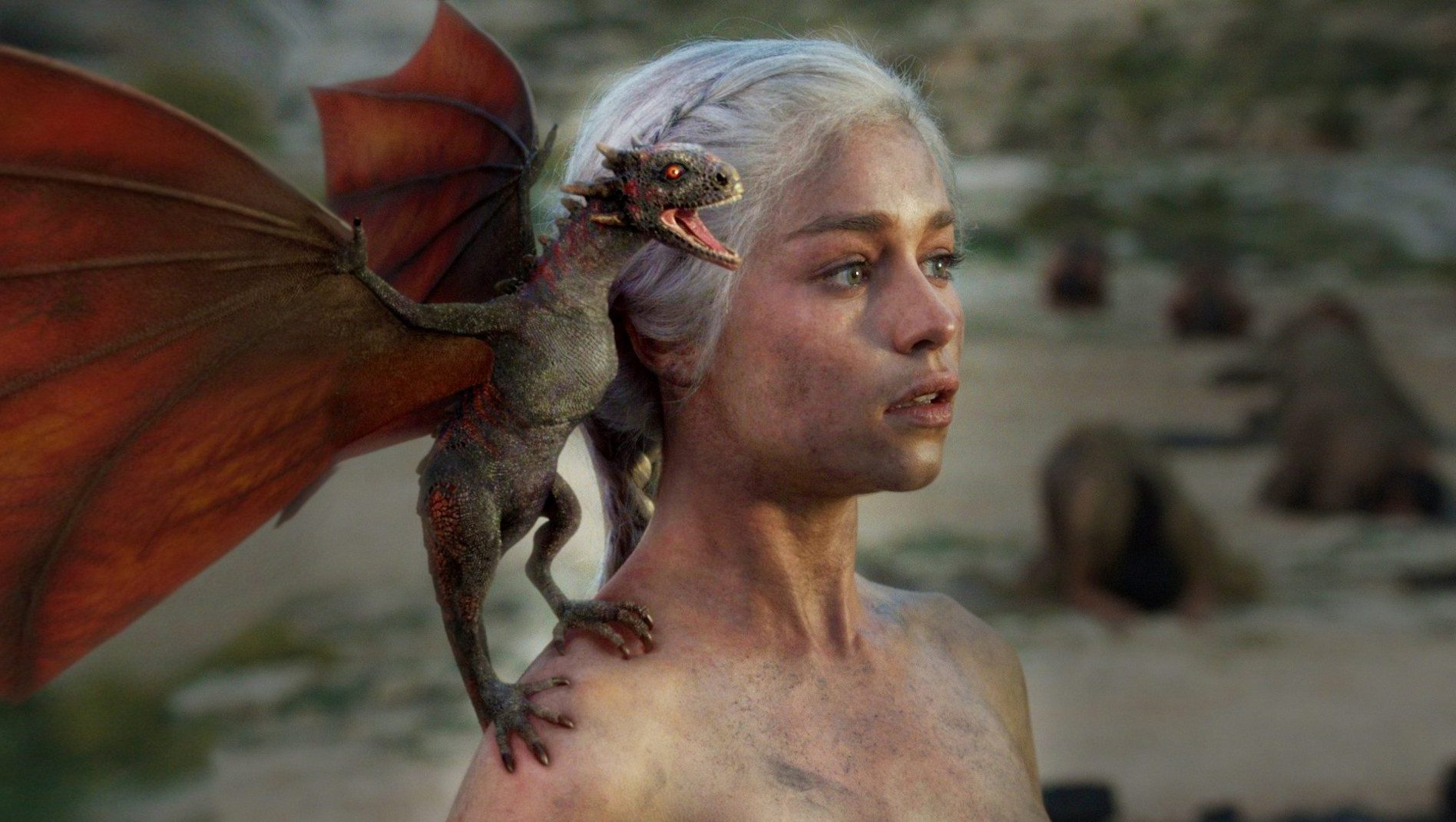 Game Of Thrones Fourth Dragon Theory About The Baby Dragons Heavy Com