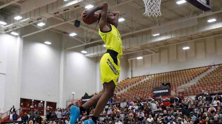 Darius Garland Lakers NBA Draft