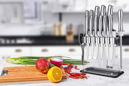 best knife block set