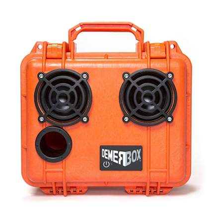 DemerBox Rugged Outdoor Bluetooth Speakers