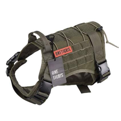 OneTigris Tactical Service Dog Vest