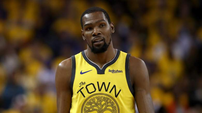 Warriors Kevin Durant sign and trade Nets