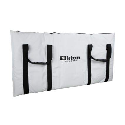 Elkton Outdoors Insulated Fish Cooler Bag