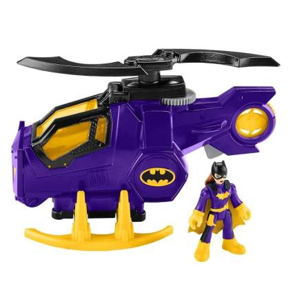 Fisher-Price Imaginext Batgirl Helicopter