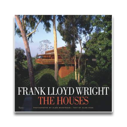 frank lloyd wright coffee table book