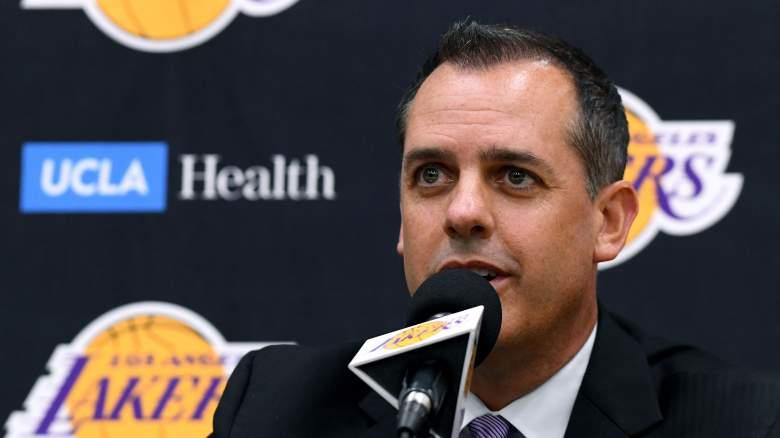 Lakers Frank Vogel Analyzes LeBron James