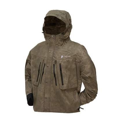 Frogg Toggs Tekk Toad Breathable Rain/Wading Jacket