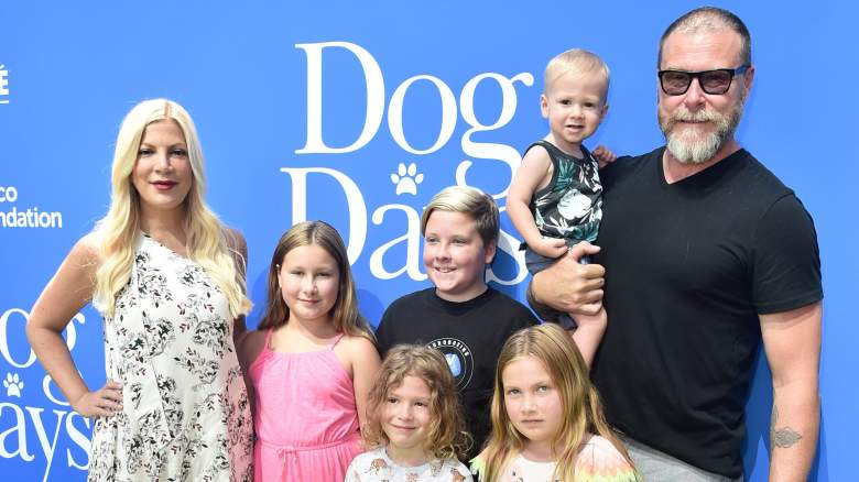 Tori Spelling Family and Children
