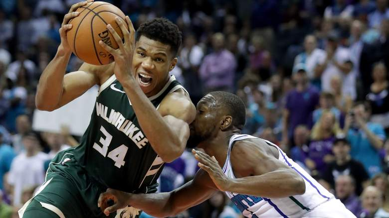 Milwaukee Bucks' Postseason Offensive Rating