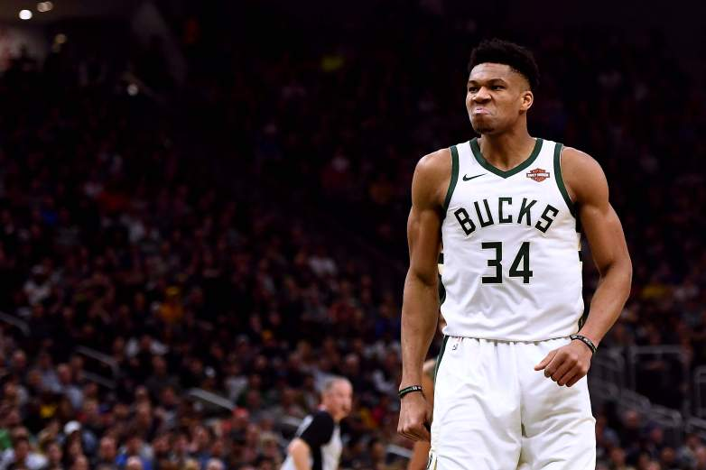 Are the Milwaukee Bucks Better With Giannis Antetokounmpo off the Floor?