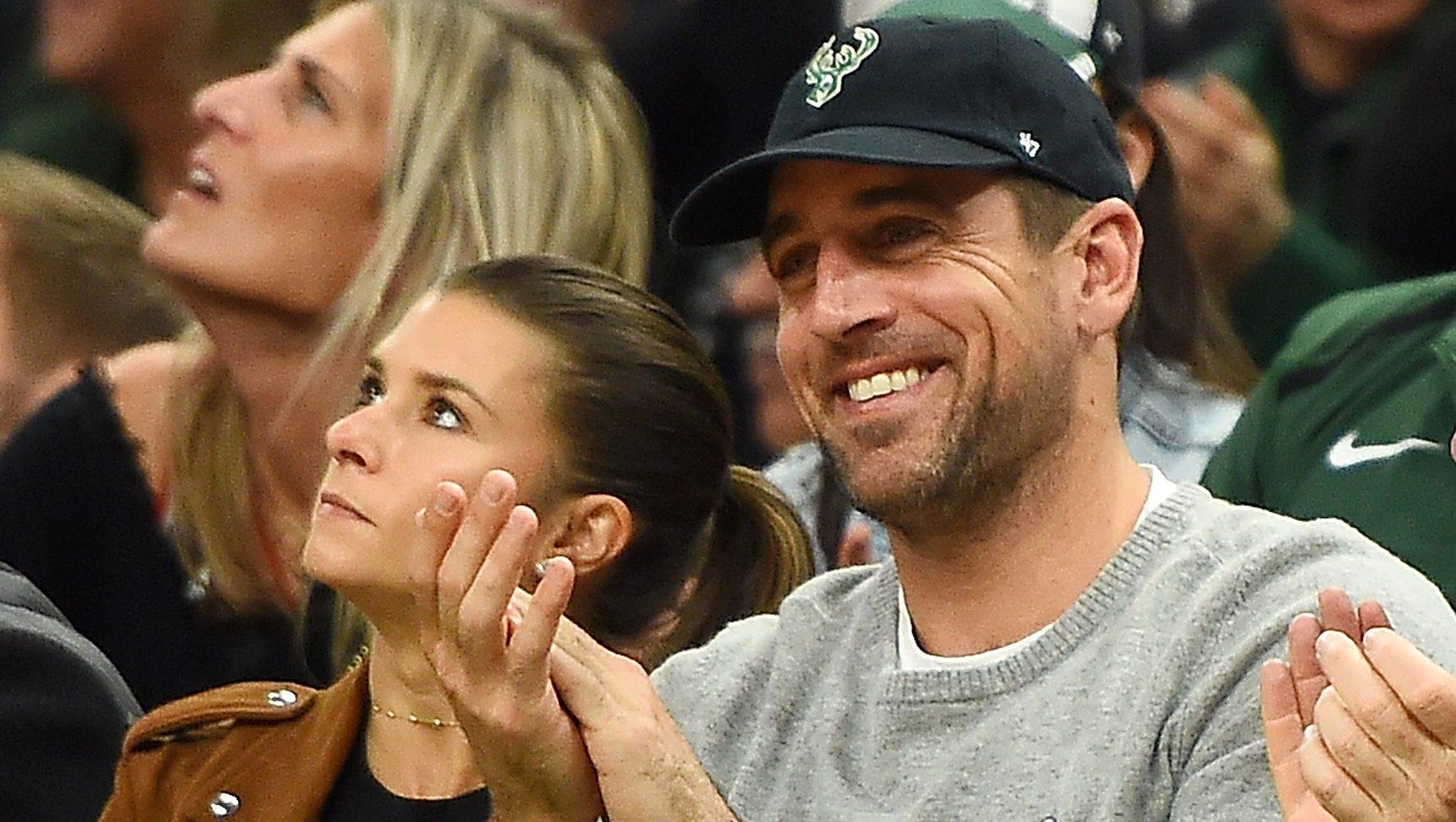Danica Patrick Boyfriend Aaron Rodgers Are Still Dating Heavy Com