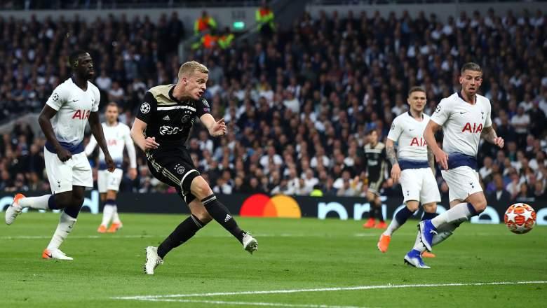 Ajax vs Tottenham Live Stream