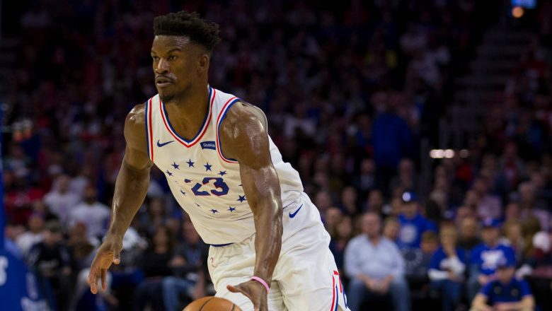 Jimmy Butler Miami Heat trade 76ers