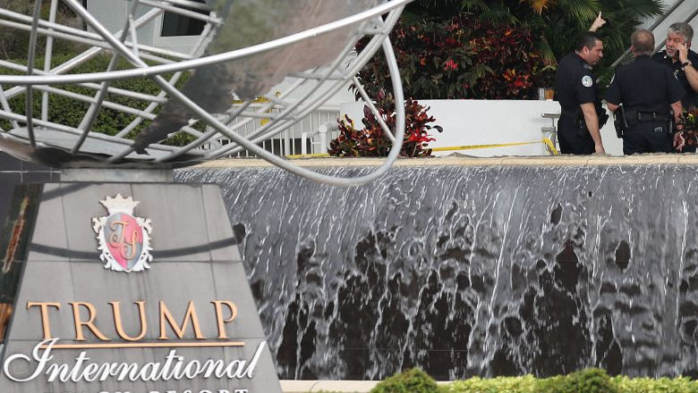 Shooting Trump Resort