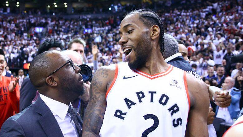 Toronto Raptors Kawhi Leonard free agency