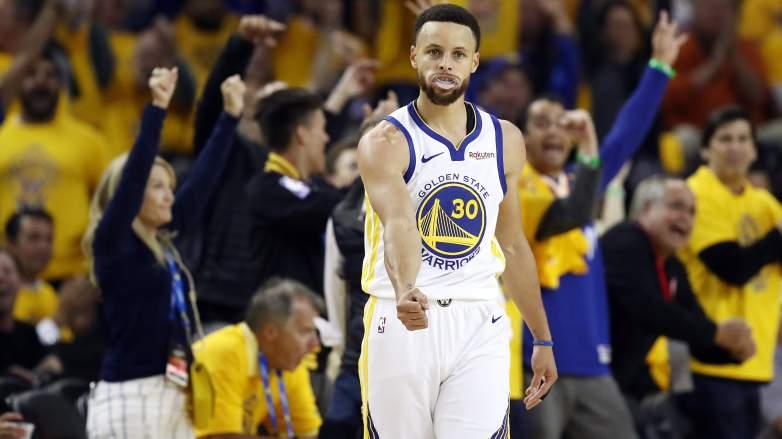 Warriors NBA Finals record history