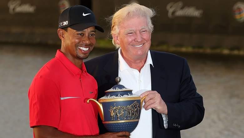 Tiger Woods Award