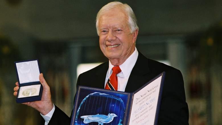 Jimmy Carter Has Broken His Hip