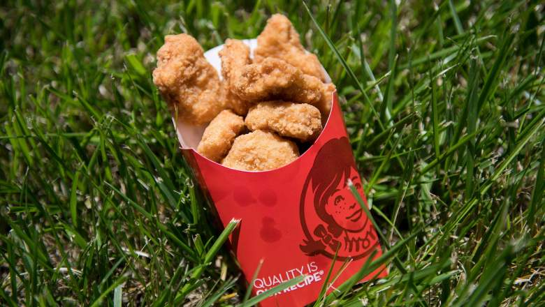 Wendy's spicy chicken nuggets are coming back