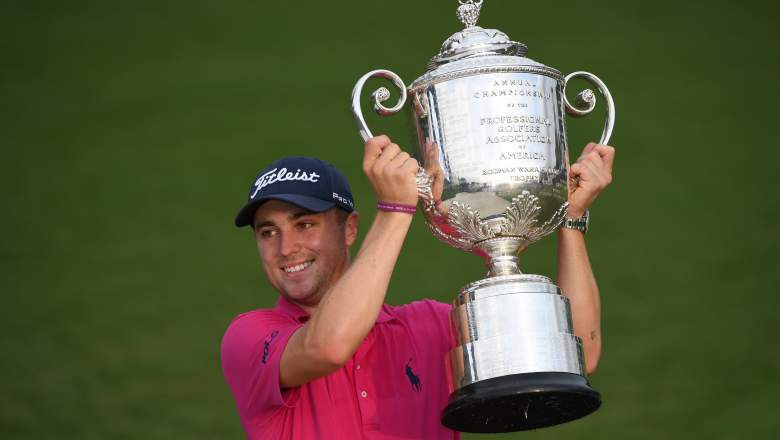 Justin Thomas Will not Participate in PGA Championship
