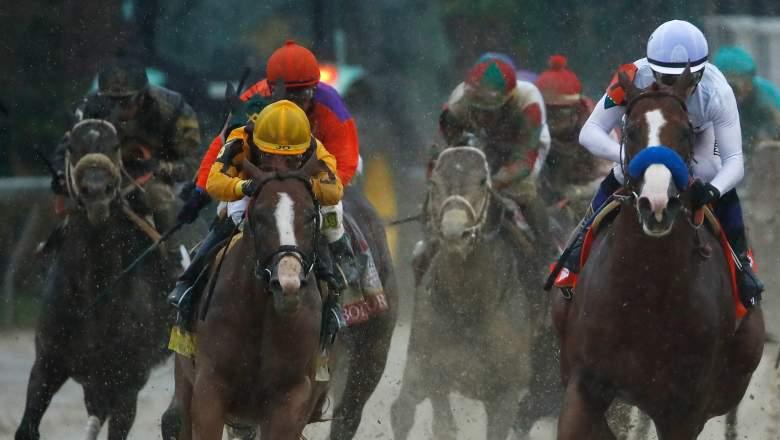 Kentucky Derby Horse Cost
