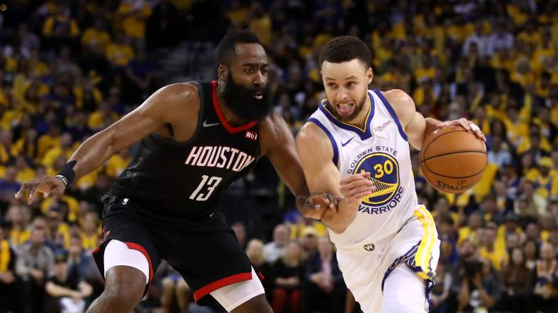 Houston Rockets Golden State Warriors Game 7 date time where