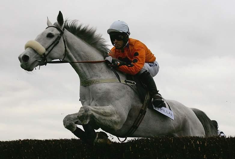Horse jockey height