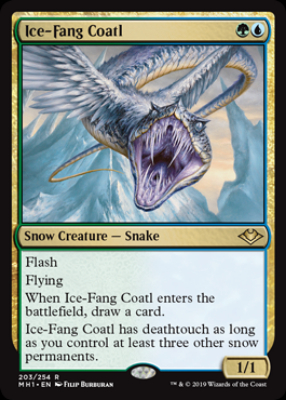 Ice Fang Coatl