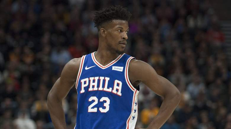 Miami Heat roster starting lineup Jimmy Butler trade