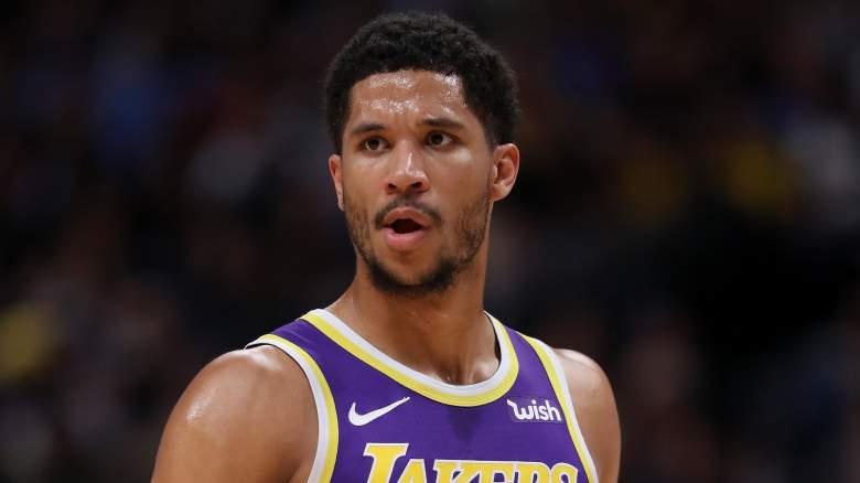 Lakers Josh Hart Anthony Davis trade Pelicans
