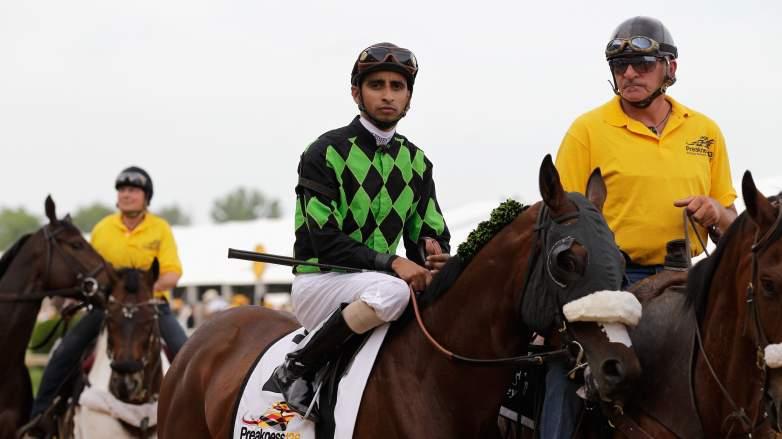 Win Win Win horse jockey