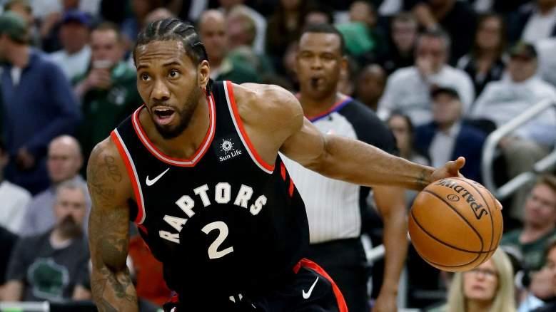 Kawhi Leonard Raptors trade Spurs terms details