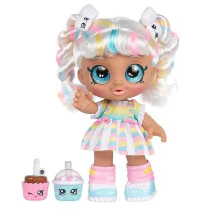 Kindi Kids Snack Time Friends, Pre-School 10 inch Doll - Marsha Mello