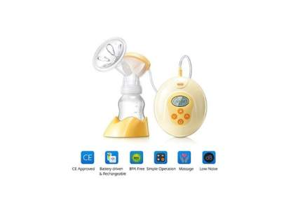 KINYO Electric Breast Pump