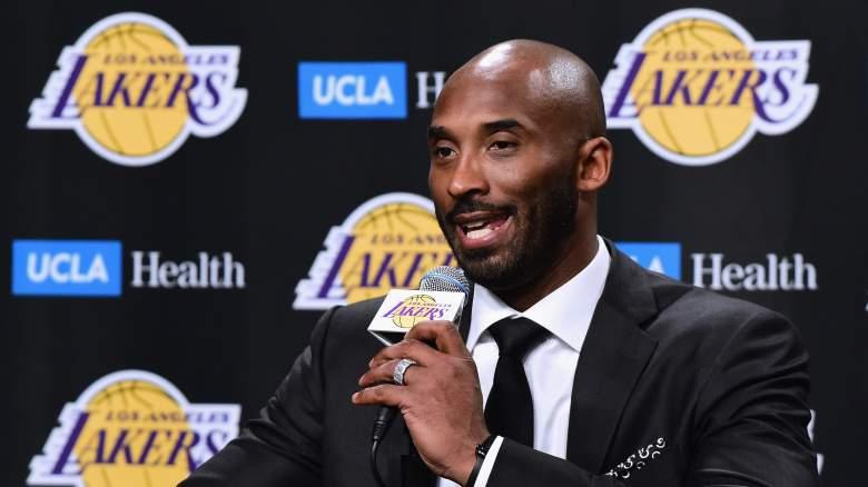 Lakers Kobe Bryant Kyle Kuzma