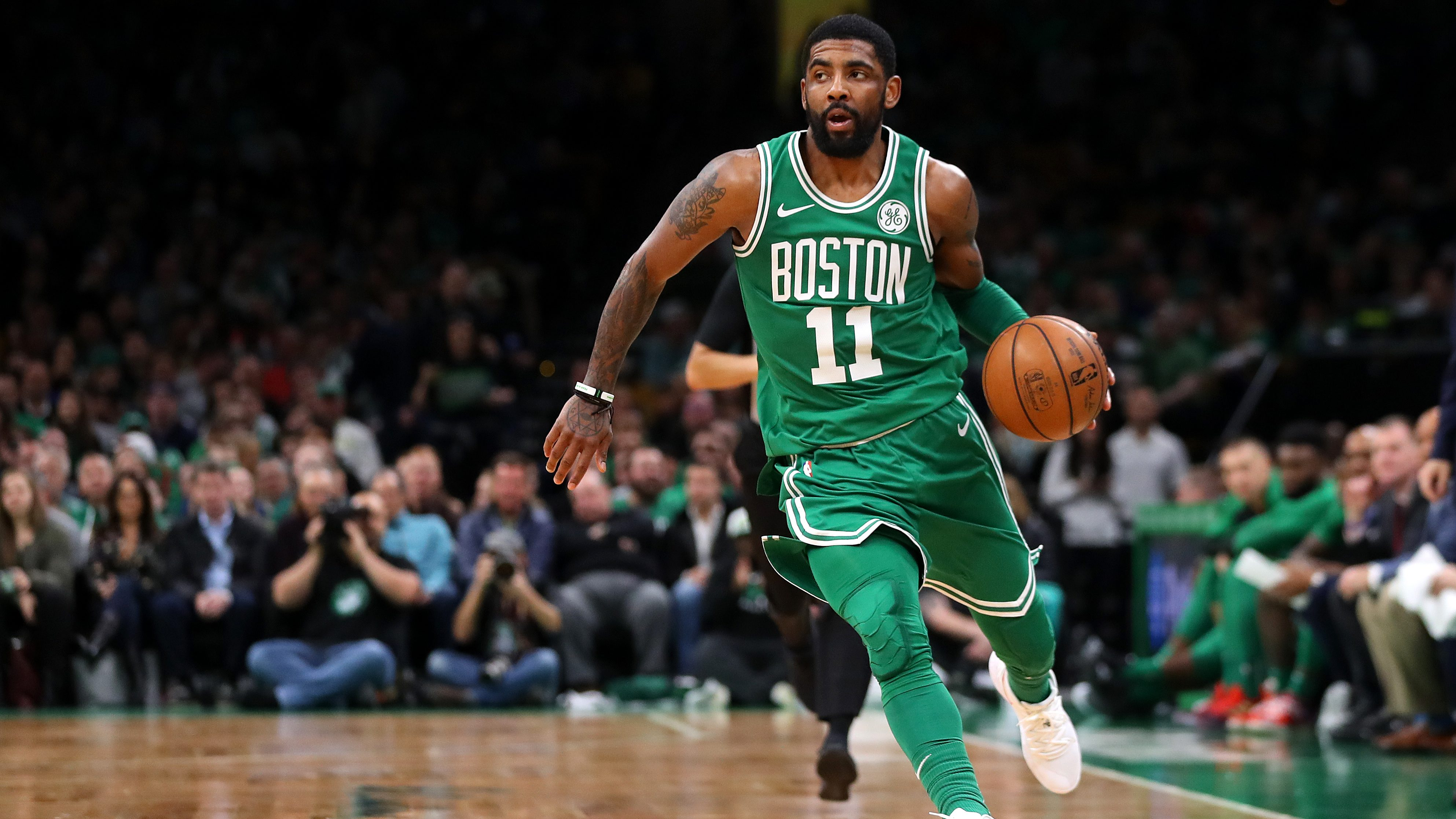 Kyrie Irving Lakers LeBron James