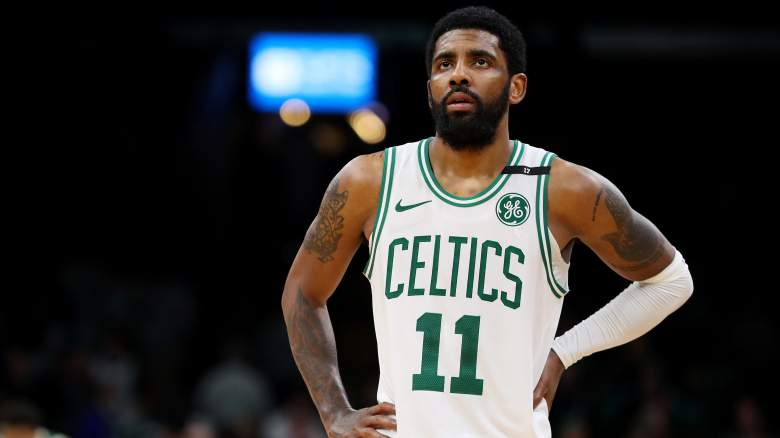 Kyrie Irving NBA free agency where will he sign