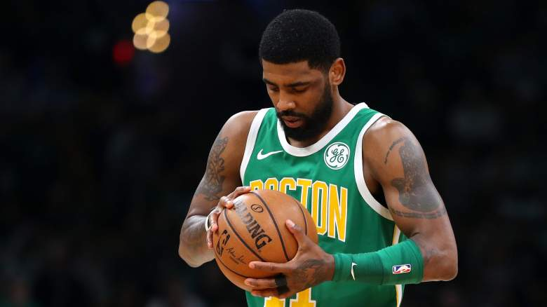 Kyrie Irving Nets Instagram